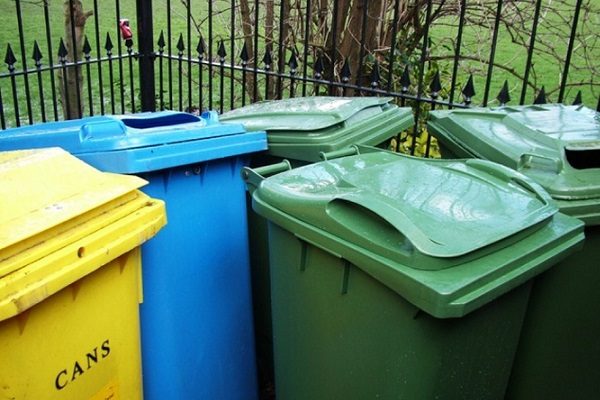 Are You Cleaning Your Recycling Bins Thoroughly?