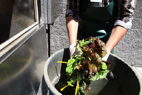 Anaerobic Digestion As A Food Waste Recycling Method
