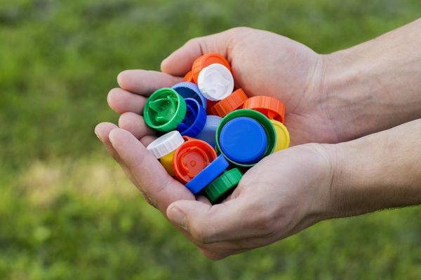 The Best Ways To Recycle Plastic Caps & Lids
