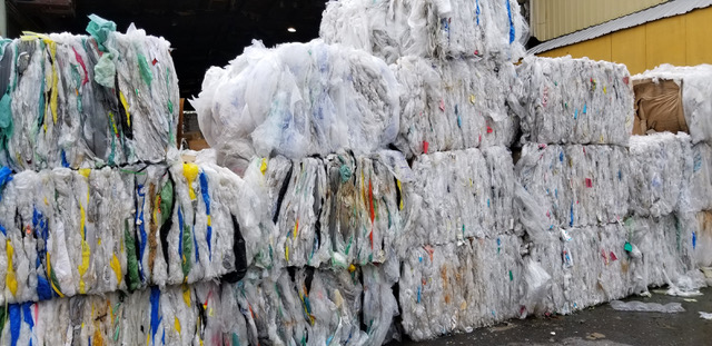 Part 5: A Case Study in Handling Plastic Recycling Waste