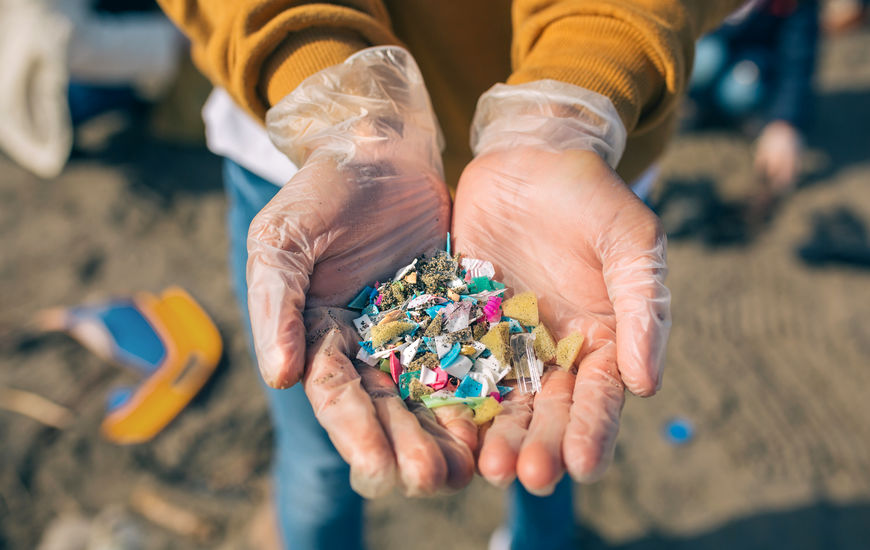 iSustain and the Tennessee Aquarium Join Forces for Microplastic Research