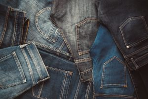 Levi's is yet another company making great strides toward sustainability with their Blue Jeans Go Green initiative with Cotton® in which blue jeans are recycled for new life.