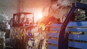 Work with iSustain for options for baling wire and custom recycling solutions.