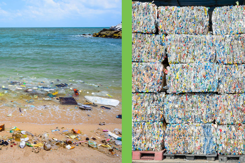 U.S. Plastic Pollution & Why You Should Work with iSustain
