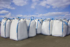Super sacks recycling yields polypropylene pellets that can be used to make many things