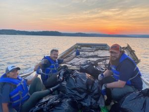 Keeping the Tennessee River Beautiful with iSustain